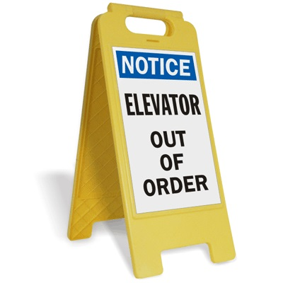 elevator-out-of-order-sign-sf-0283