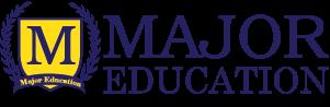 Major Education – Học Tiếng Anh Thật Dễ Dàng